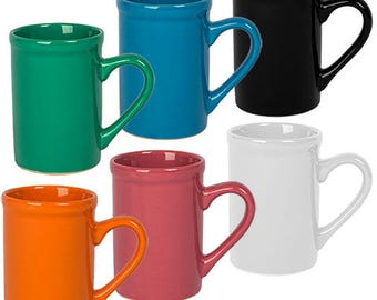 Multi - Color Option Coffee Mug
