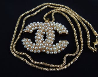 Tres Chic Baby Pearls Necklace