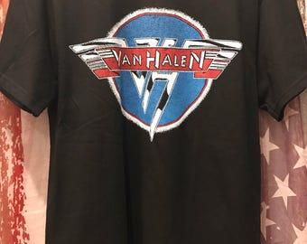 Van Halen band Tee