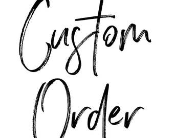 Custom Invite Design, Custom Invitation Design, Unique, Made to Order, Themed