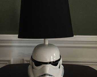 Star Wars Storm Trooper Lamp
