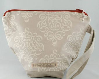 Scroll Project Bag, small