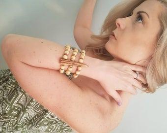 Antler Tine Bracelet