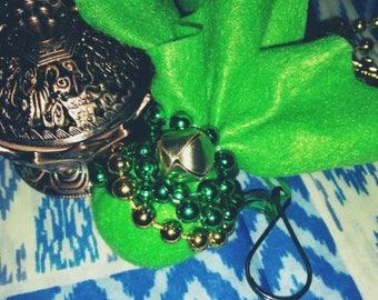 Gris Gris bag Keychain- Hoodoo, Conjure, Gris Gris bag, mojo bag, keychains, amulet, mojo, Gris Gris, rootwork,