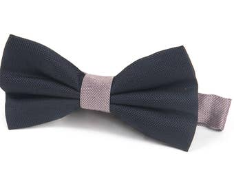 Bow Wow Dark Blue and Purple