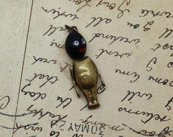 Antique WW1 / First World War Fumsup Good Luck Charm / Token / Pendant