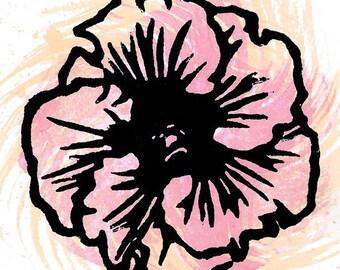Hibiscus Print 06