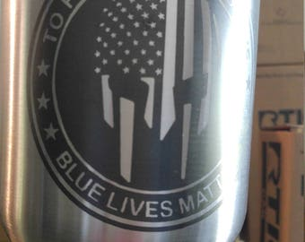 30 oz RTIC insulated tumbler with lid