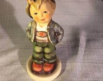 Goebel Hello world Ltd Edition porcelain figurine