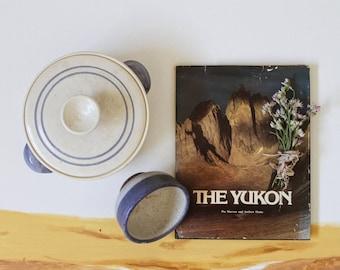 Vintage Yukon Coffee Table Book
