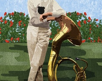 The Sousaphone Player (1939)