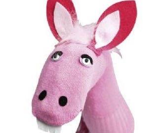 Horse Sock Puppet