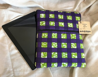 iPad / other tablet thick padded cotton case