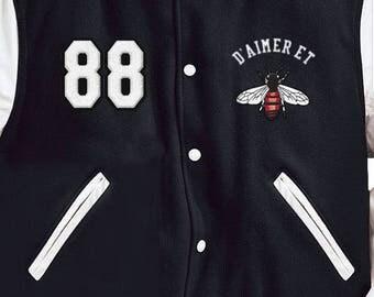 L'avocat du Diable Varsity Jacket