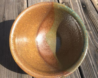 Serving Bowl - handmade - wheel thrown