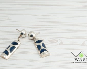 950 Silver Earrings - Wasi Elegant