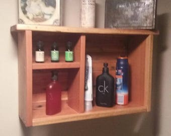 Hand Crafted Bathroom Cabinet