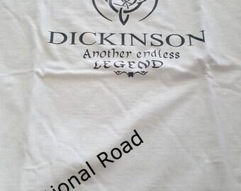Last Name Family Shirts