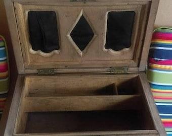 Wonderful wooden box