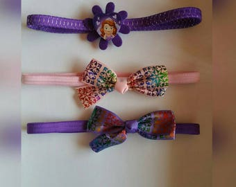 Princess Stretch Headbands