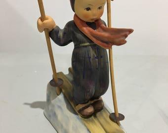 Hummel Figurine - Skier - 59 - TMK3