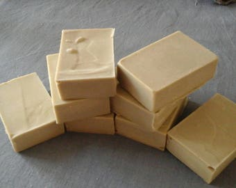 natural soap with ylang ylang essential oil