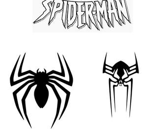Spiderman svg, Eps, Dxf,Png spider, Spiderman 2099, Spiderman logo svg, files for Cricut,silhouette cutting fil, Avengers svg, homecoming,