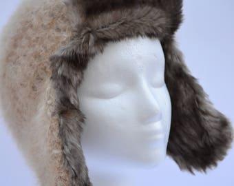 Chiengora Trapper Hat