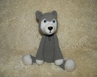 Wolf or Husky