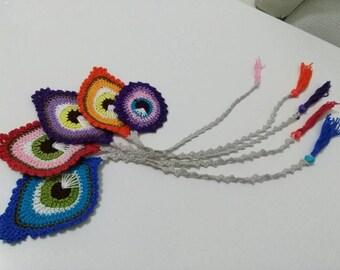 Crochet Bookmark
