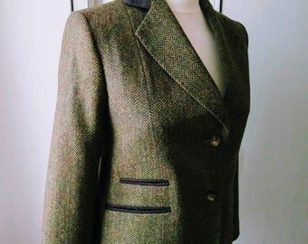 Bespoke handmade female jacket