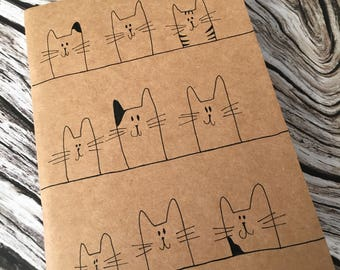 It's all about the cats notebook