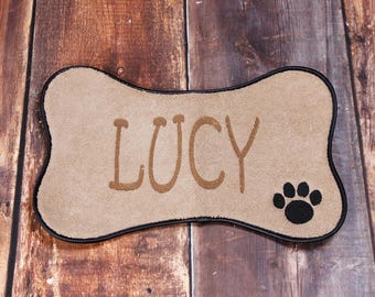 Customized Dog Mat