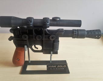 Replica blaster have only Star Wars cosplay collectibles 1:1