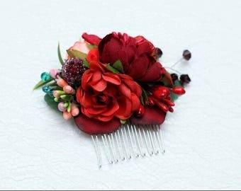 Beautiful hair accessories