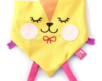 "Bib waterproof fabric ""Gatata"""
