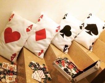 Pillow ACE Poker