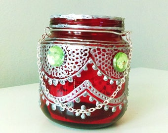 Moroccan Tea Candle 28