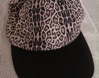 Cotton On Leopard Hat