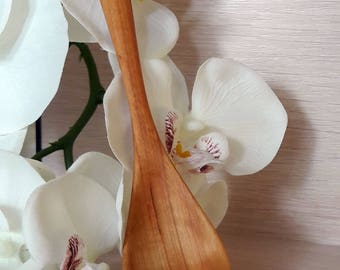 Handmade Wooden Spoon Made of Red Alder