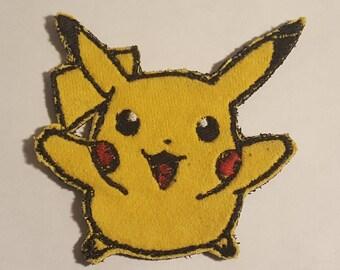 Pikachu Patch