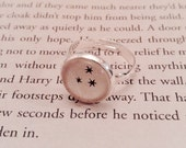 Harry Potter Ring - Chapter Stars, Book Jewelry, Book Gift, Gift Idea, Star Ring, Gift For Her, Stars Ring, Adjustsble Ring, Gift Under 10