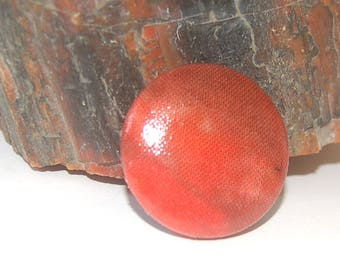 Red Sky Cabochon for Bead Embroidery Bezeling Embellishment or Making into a Pendant