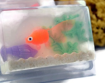 Aquarium Fish Soap