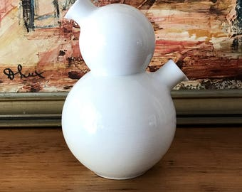 Thomas Germany oil and vinegar bottle spülmaschinenfest Rosenthal in Trend White pattern