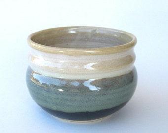 Soup Bowl - Stoneware - Pistachio Glase