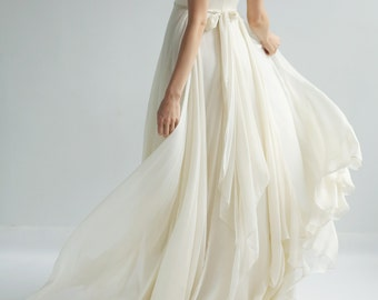 Sample Sale - Eco-friendly- remnant gown