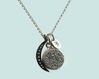 StarGazer Charm necklace