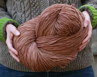 Empire Mega hand dyed hank 1280 yds Aran Weight