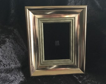 Bright silver display frame 5 x7